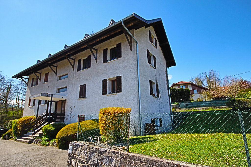 Appartement à vendre 3 65m2 à La Balme-de-Sillingy vignette-1