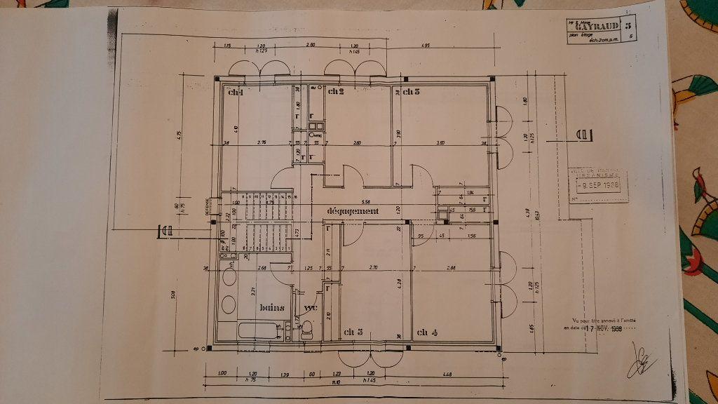 Maison à vendre 9 176m2 à Toulouse plan-1