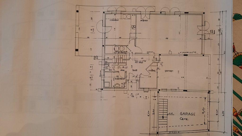Maison à vendre 9 176m2 à Toulouse plan-2