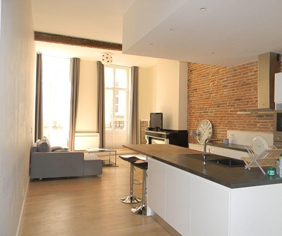Appartement à louer 2 57.47m2 à Toulouse vignette-2