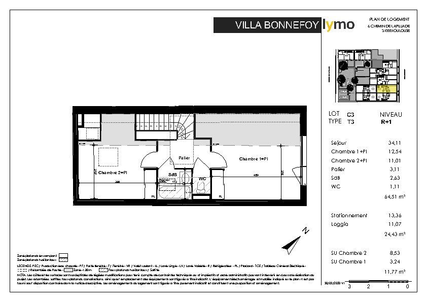 Maison à vendre 3 52.73m2 à Toulouse vignette-5