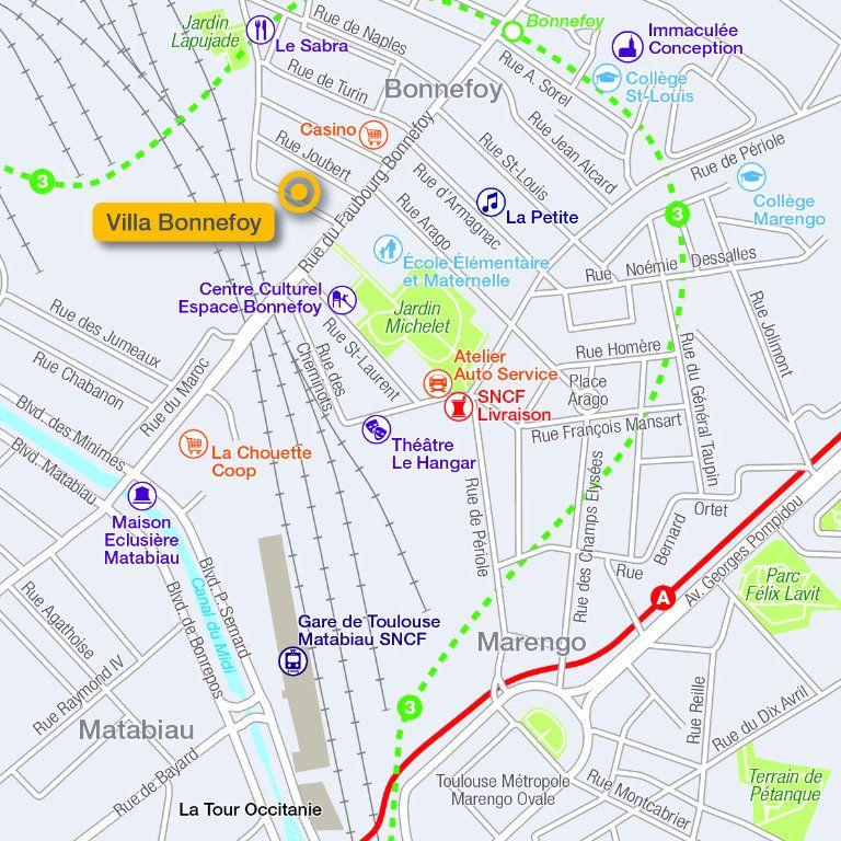 Maison à vendre 3 52.73m2 à Toulouse vignette-8
