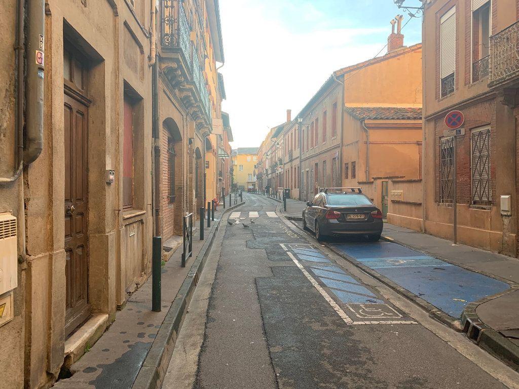 Stationnement à vendre 0 12m2 à Toulouse vignette-1