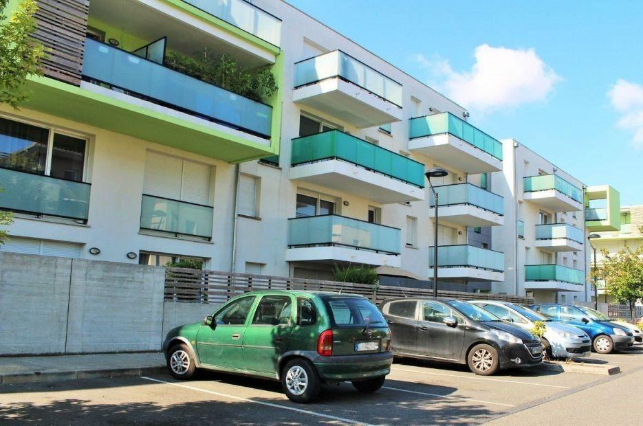 Appartement à vendre 2 39.37m2 à Toulouse vignette-1