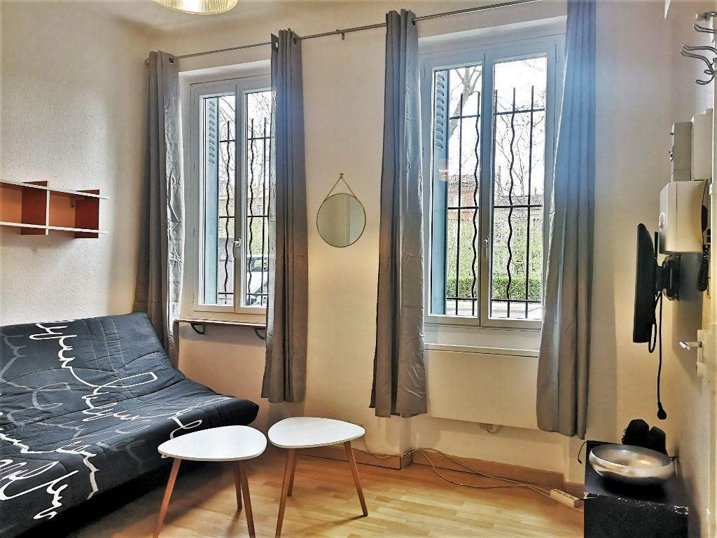 Appartement à louer 1 16.41m2 à Toulouse vignette-2