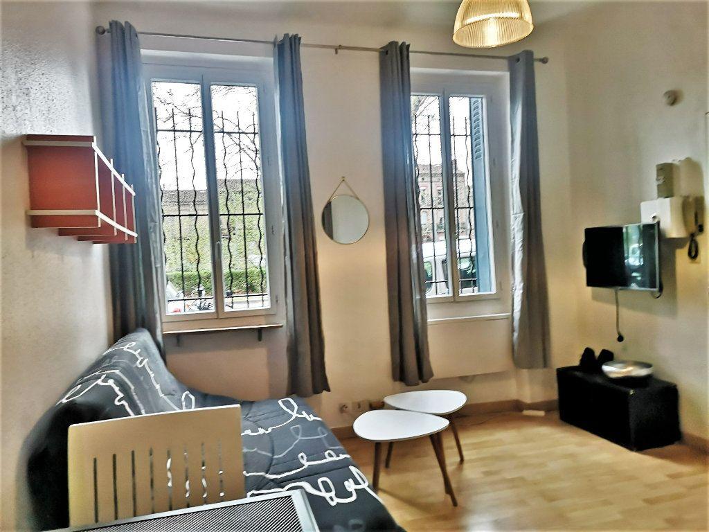 Appartement à louer 1 16.41m2 à Toulouse vignette-3