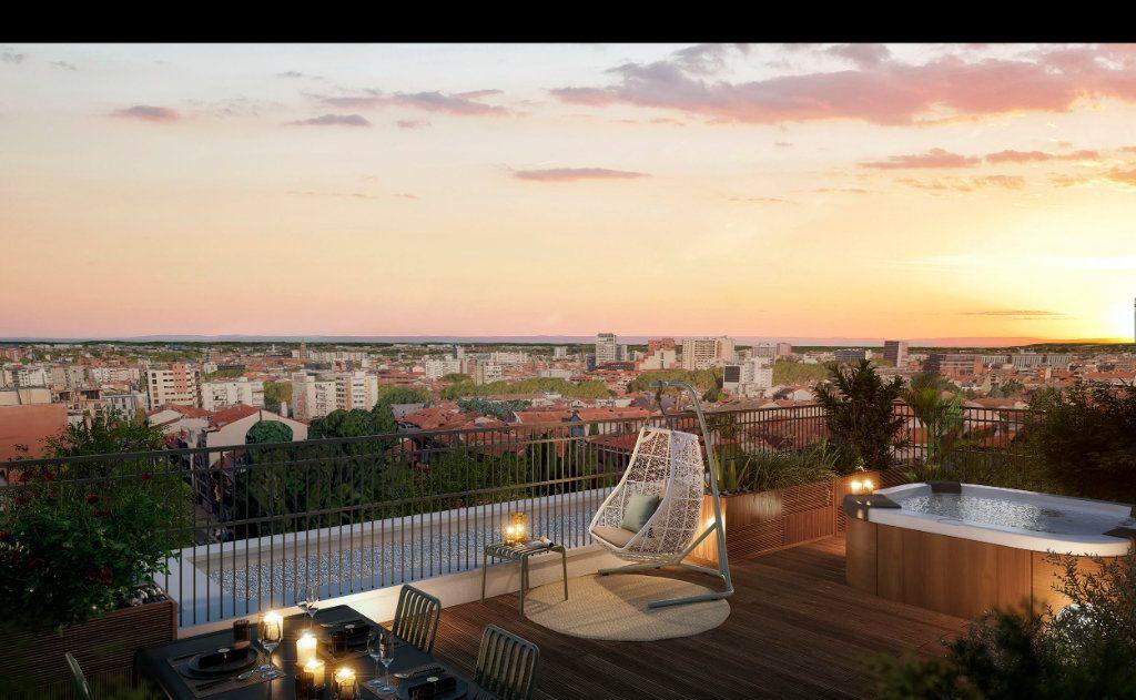 Appartement à vendre 1 22.75m2 à Toulouse vignette-3