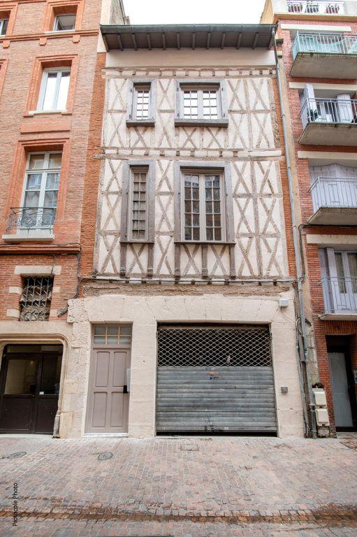Appartement à vendre 1 28.27m2 à Toulouse vignette-1
