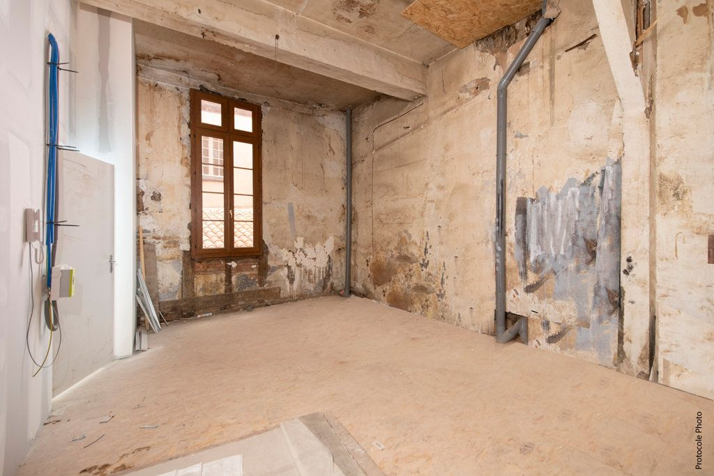Appartement à vendre 1 28.27m2 à Toulouse vignette-3