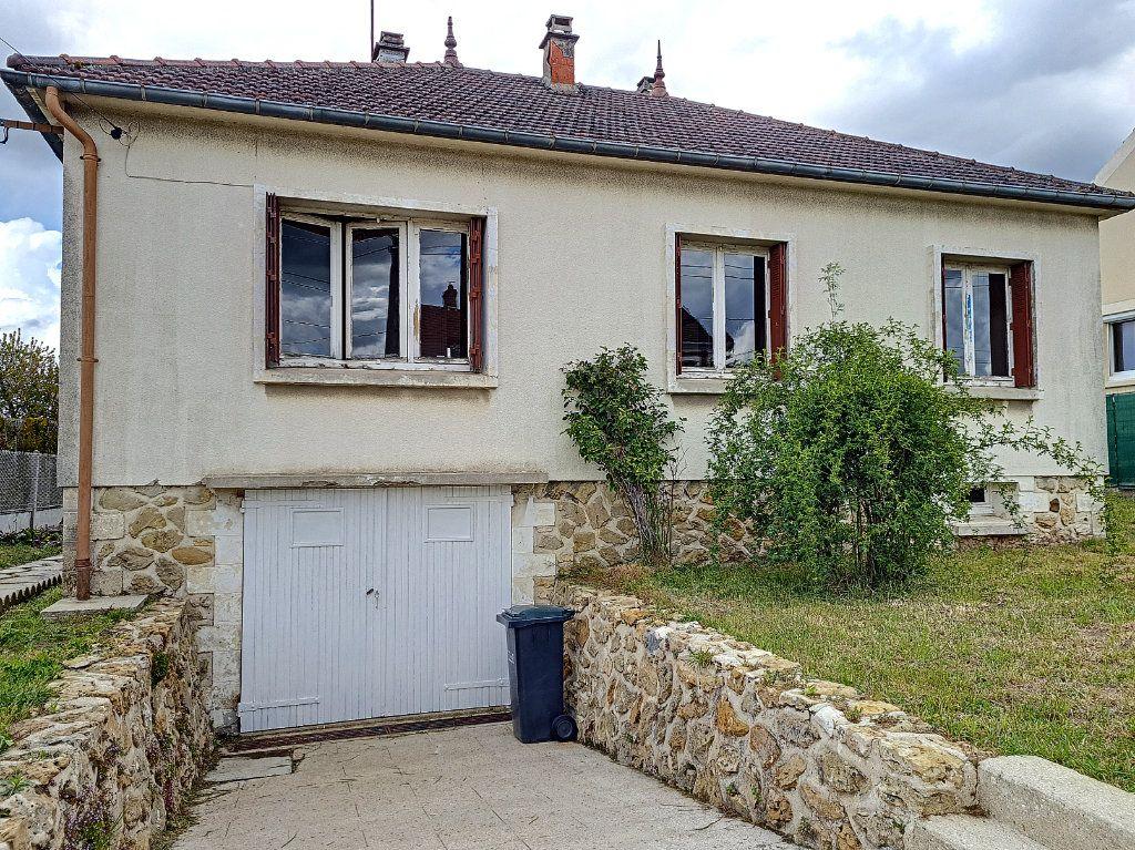 Maison à vendre 4 62.6m2 à Nointel vignette-1