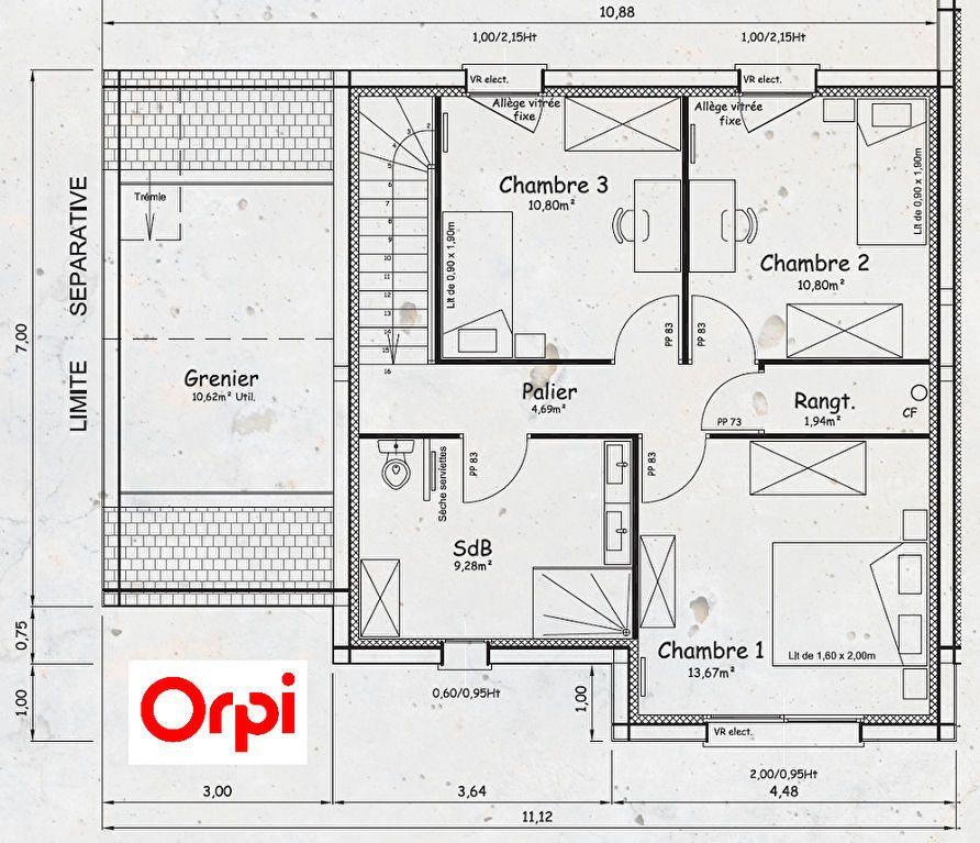 Maison à vendre 5 104m2 à Le Fay-Saint-Quentin vignette-3