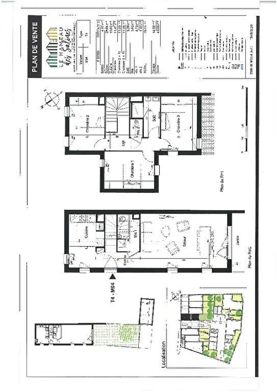 Maison à vendre 5 95.55m2 à Châtelaillon-Plage vignette-1