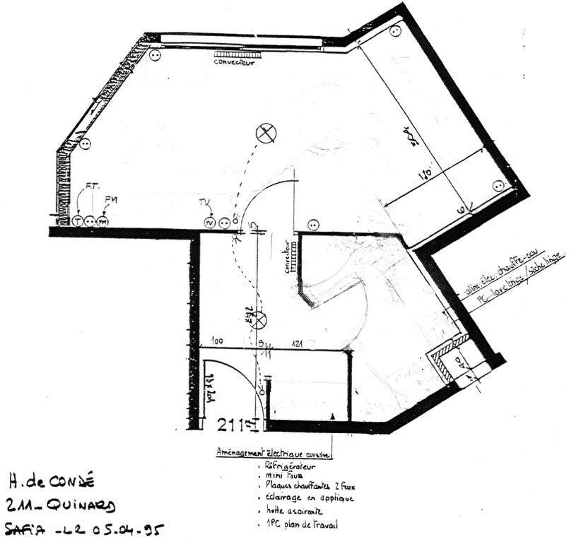 Appartement à louer 1 24m2 à La Rochelle vignette-4