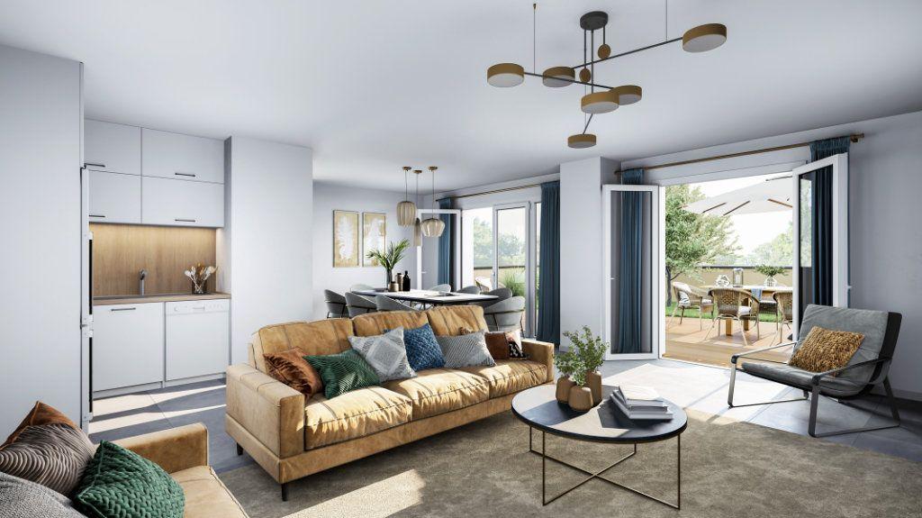 Appartement à vendre 5 140.08m2 à Lagord vignette-2