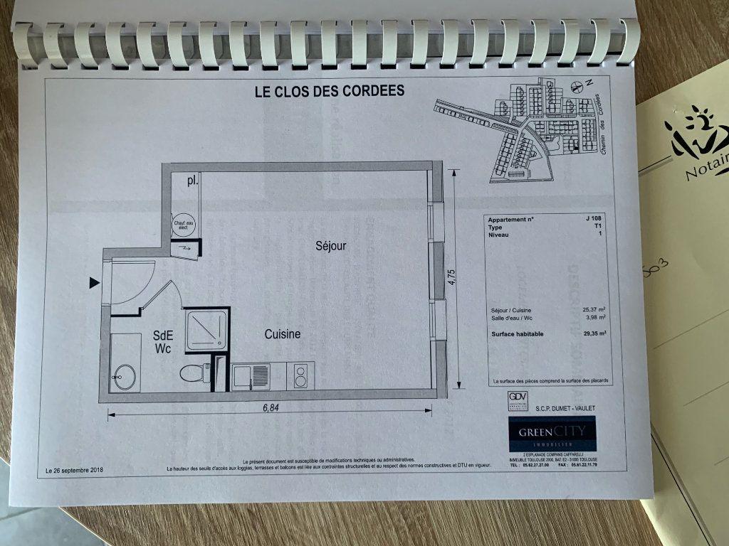 Appartement à louer 1 29.35m2 à Châtelaillon-Plage vignette-2