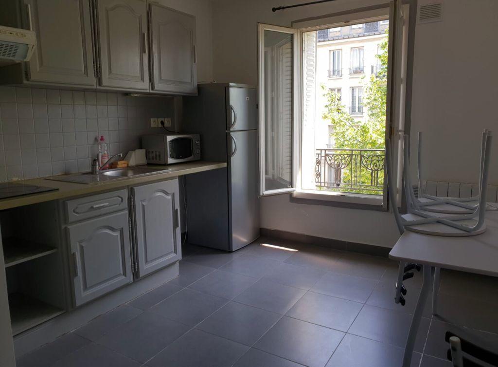 Appartement à louer 2 27.1m2 à Saint-Denis vignette-1