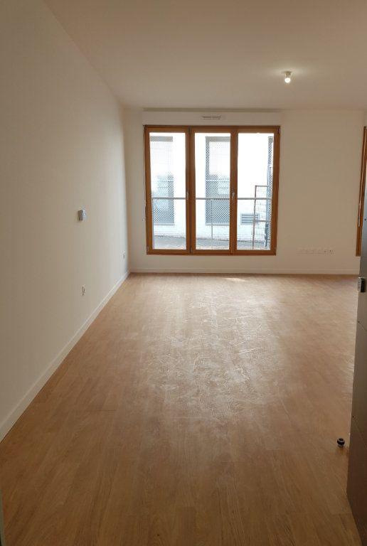 Appartement à louer 1 33m2 à Saint-Denis vignette-1