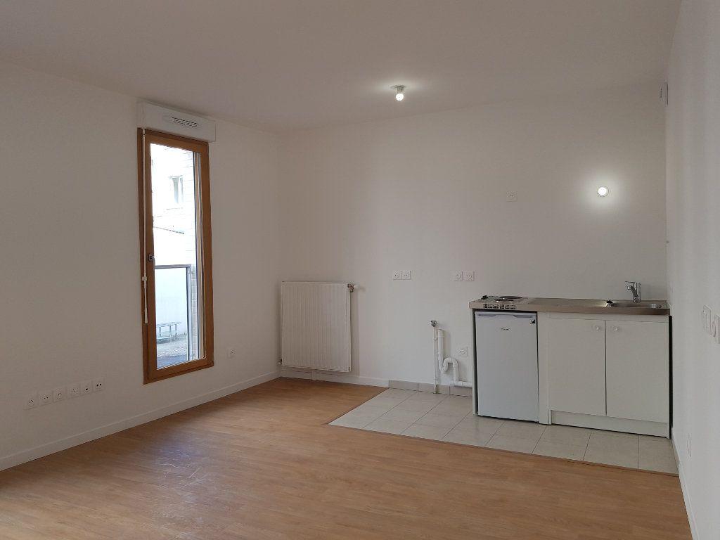 Appartement à louer 1 33m2 à Saint-Denis vignette-3