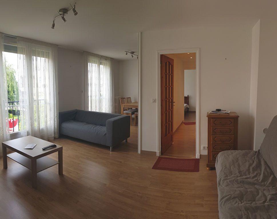Appartement à louer 2 50.77m2 à Aubervilliers vignette-2