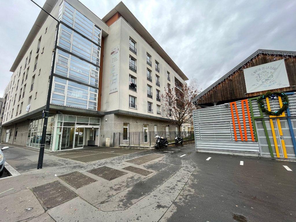 Appartement à vendre 2 42.95m2 à Saint-Denis vignette-2