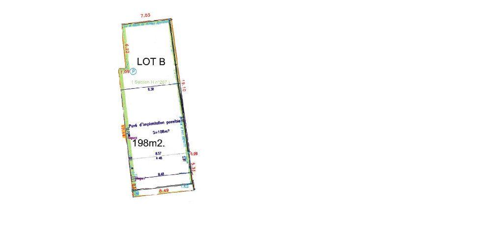 Terrain à vendre 0 198m2 à Aubervilliers vignette-1