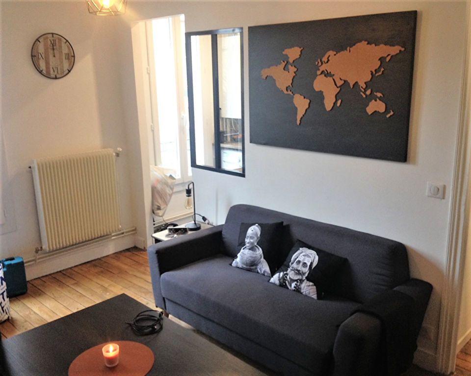Appartement à louer 2 31m2 à Aubervilliers vignette-2