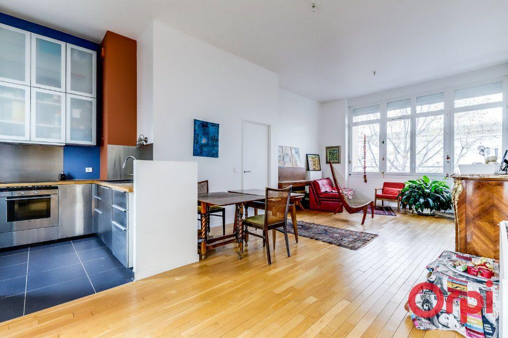 Appartement à vendre 4 88m2 à Aubervilliers vignette-2