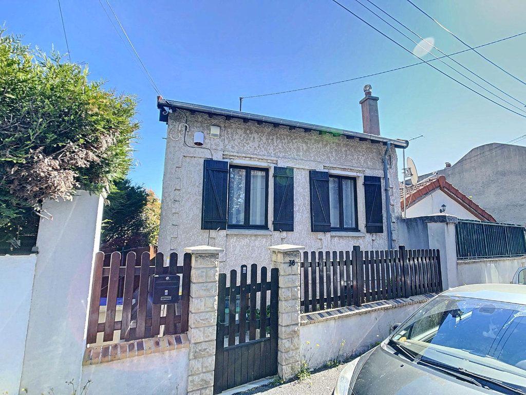 Maison à vendre 3 75m2 à Épinay-sur-Seine vignette-1
