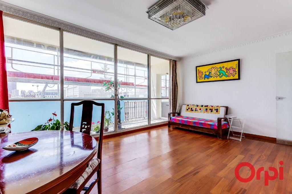 Appartement à louer 3 69m2 à Aubervilliers vignette-2