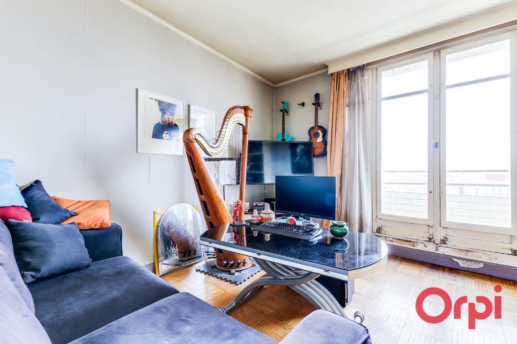 Appartement à vendre 1 25.87m2 à Pantin vignette-2