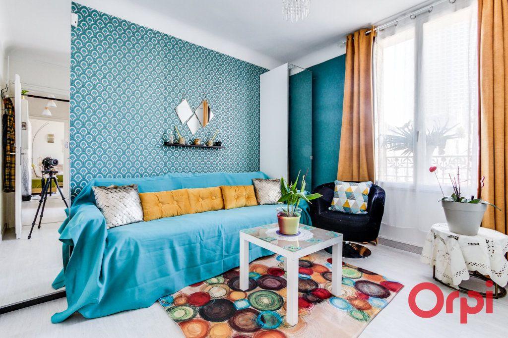 Appartement à vendre 2 36.7m2 à Aubervilliers vignette-1