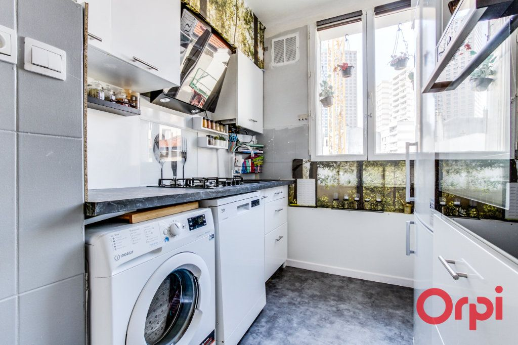 Appartement à vendre 2 36.7m2 à Aubervilliers vignette-2