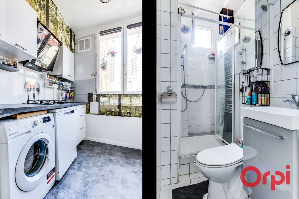 Appartement à vendre 2 36.7m2 à Aubervilliers vignette-3