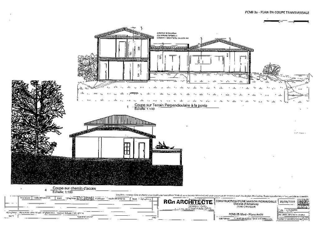 Maison à vendre 7 182m2 à Châtillon plan-4