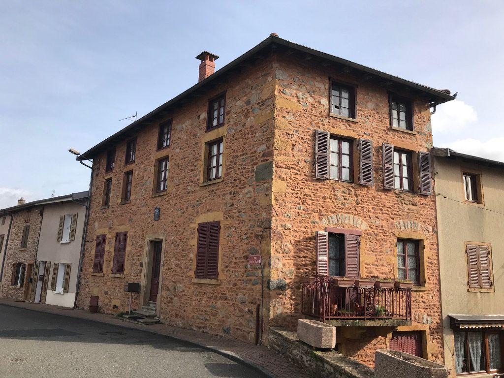 Maison à vendre 5 135m2 à Saint-Just-d'Avray vignette-2