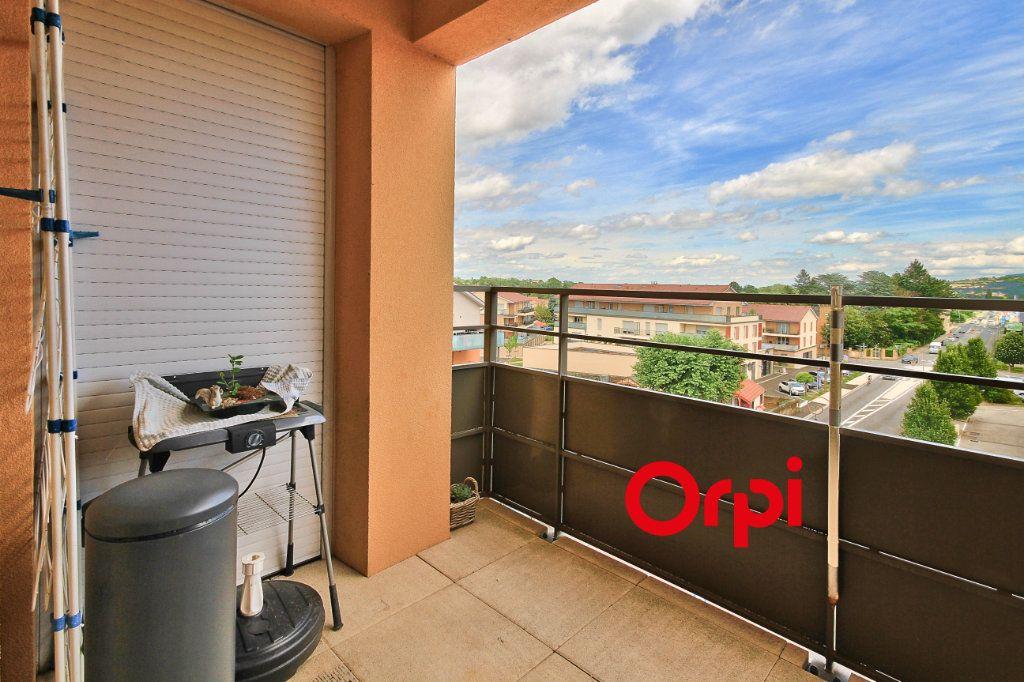 Appartement à vendre 3 51.7m2 à Lozanne vignette-8