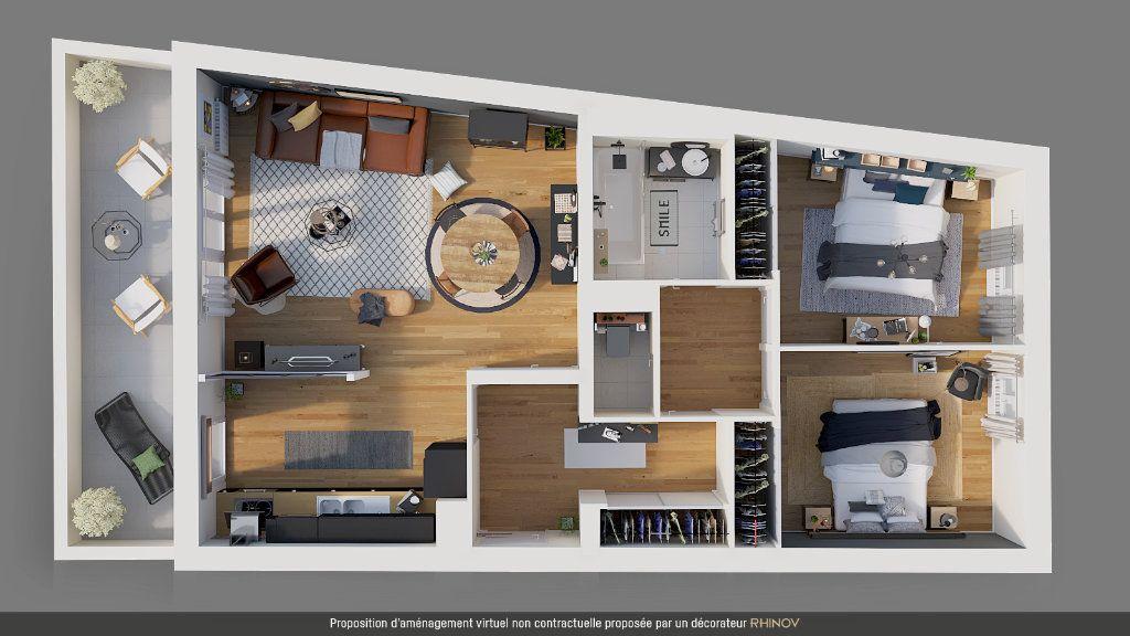 Appartement à vendre 3 67m2 à Lozanne vignette-9