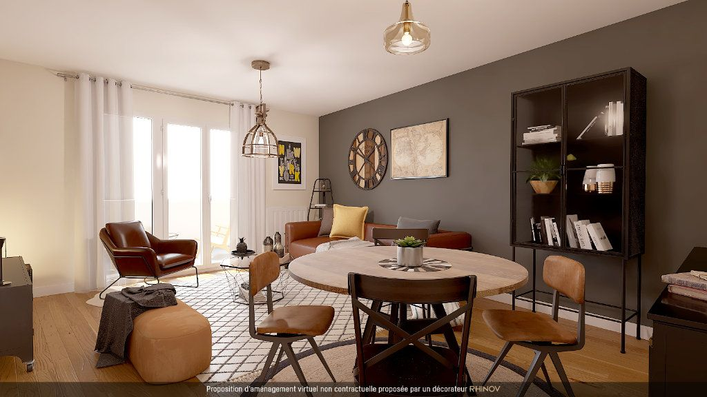 Appartement à vendre 3 67m2 à Lozanne vignette-11