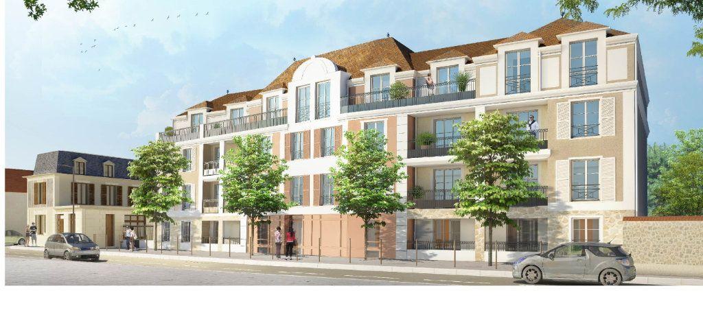Appartement à vendre 4 82m2 à Ozoir-la-Ferrière vignette-1