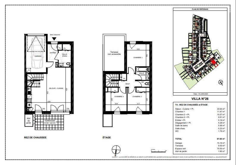 Maison à vendre 4 87.58m2 à Saint-Sébastien-sur-Loire vignette-1