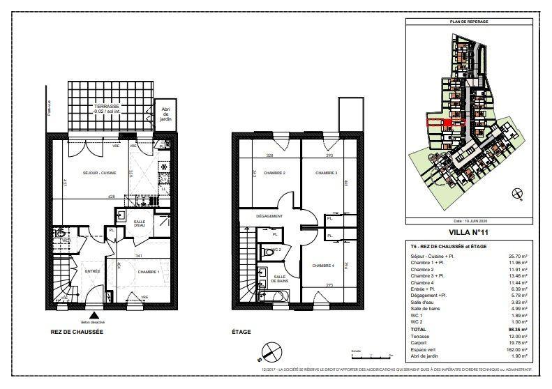 Maison à vendre 5 98.35m2 à Saint-Sébastien-sur-Loire vignette-1