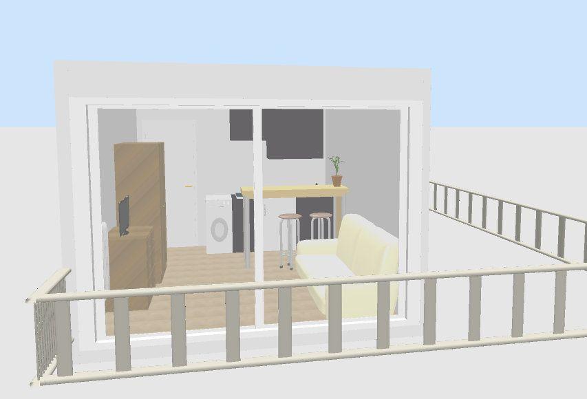 Appartement à louer 1 21.03m2 à Nantes vignette-12