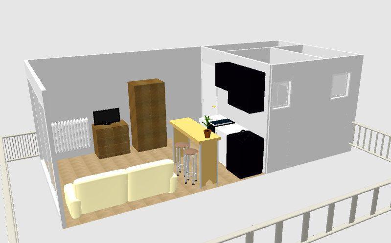 Appartement à louer 1 21.03m2 à Nantes vignette-13