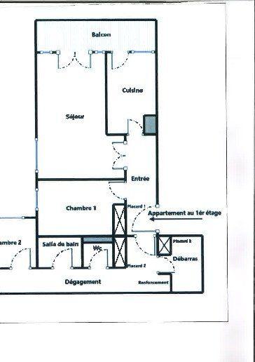 Appartement à louer 4 89.3m2 à Vitry-sur-Seine vignette-10