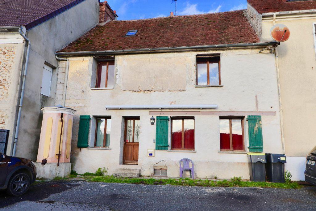 Maison à vendre 4 163m2 à Chauffry vignette-1