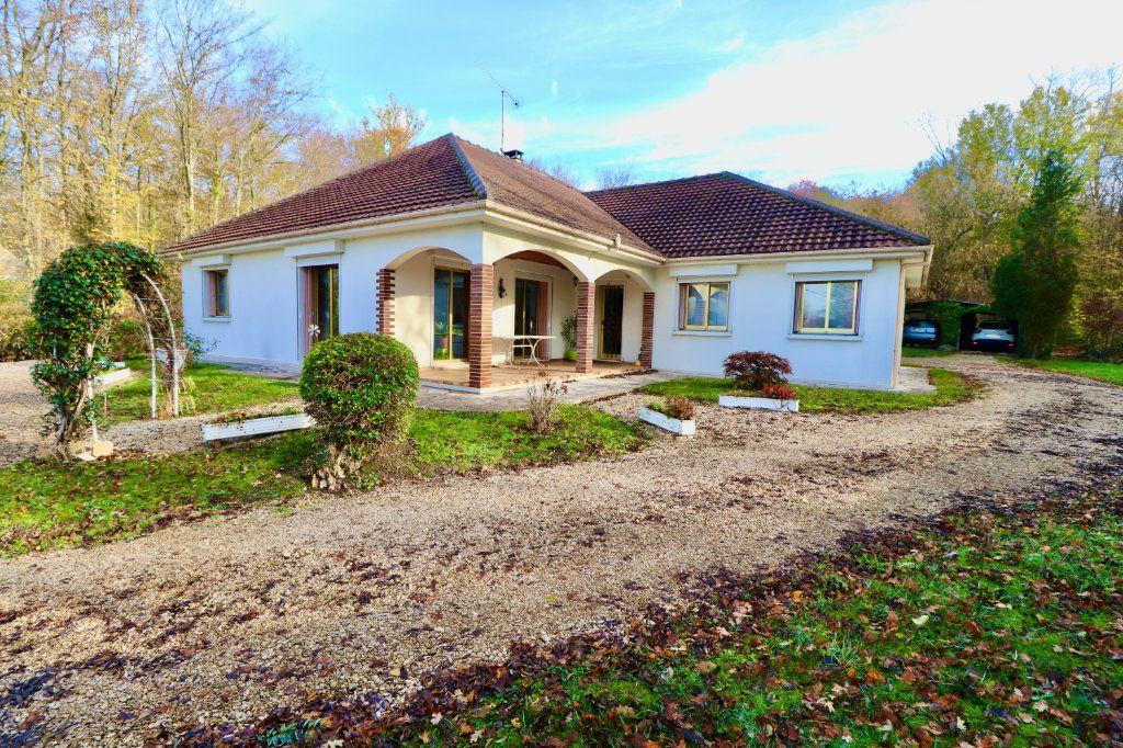 Maison à vendre 5 136.48m2 à Saint-Denis-lès-Rebais vignette-14