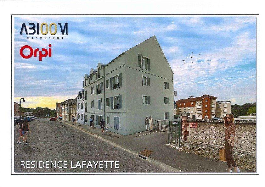 Appartement à vendre 2 41.75m2 à Coulommiers vignette-1