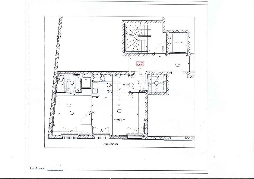 Appartement à vendre 2 41.75m2 à Coulommiers vignette-3