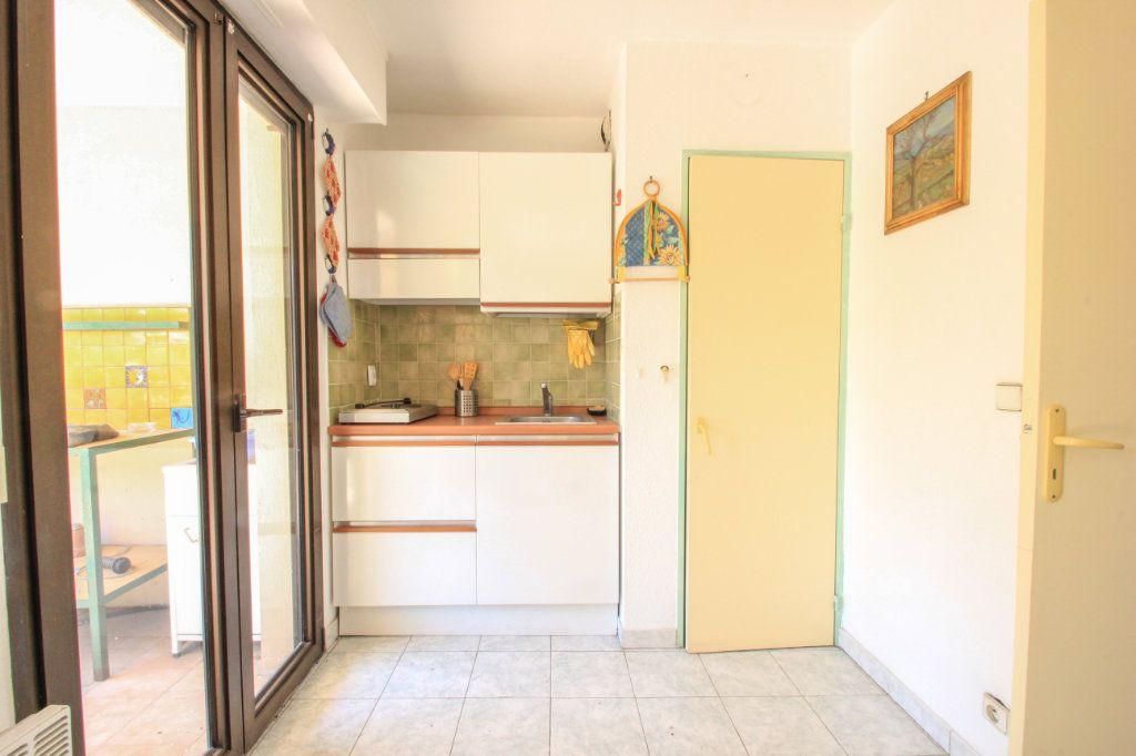 Appartement à vendre 2 33.7m2 à Villeneuve-Loubet vignette-9