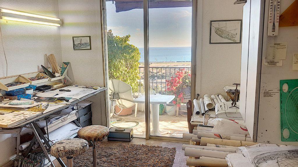 Appartement à vendre 2 56.2m2 à Cagnes-sur-Mer vignette-3